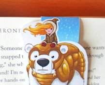 Iorek and Lyra Bookmark